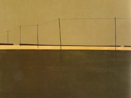 finalista premio (2004)aparejadores.170x140cms.
