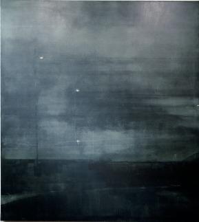 IN BLUE NAVY 170X140 cm
