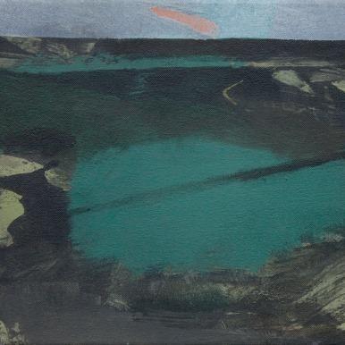 Laguna 34 x 27 cm