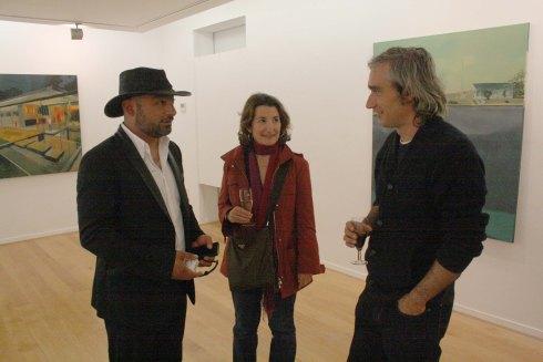 Exposicíón Guillermo Moreno pintor