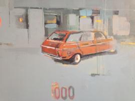 GO FAR 7 | 100 x 90 cm.