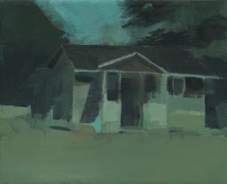 Go Far, Guillermo Moreno, Pintor, Artista español, Jairen, Coche, Acrílico sobre lienzo, acrílico, artist, acrilic